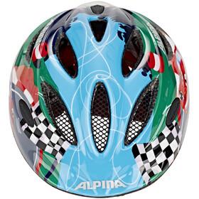 Alpina Gamma 2.0 Flash Kinderhelm racing